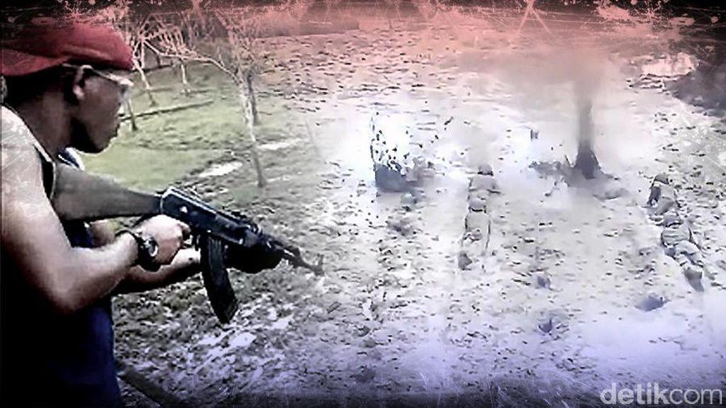 Begini Video Latihan Dopper Ekstrem Korps Marinir