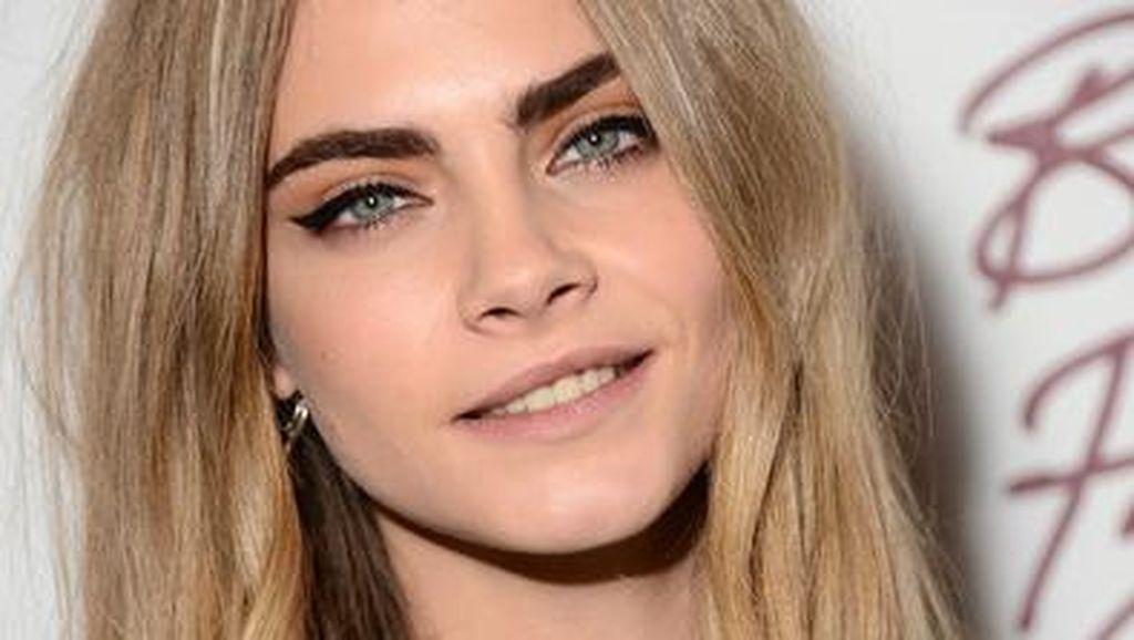 Inspirasi Makeup dan Tatanan Rambut Valentine dari 5 Selebriti Dunia