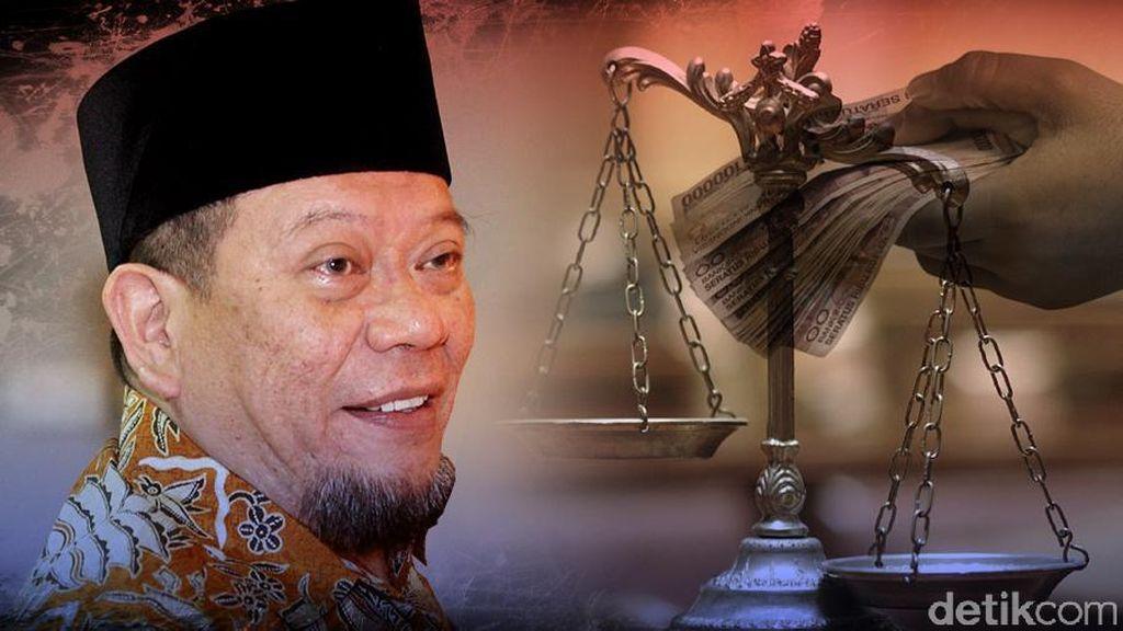 Jaksa Agung Tantang La Nyalla Bersikap Ksatria Tak Sembunyi di Singapura