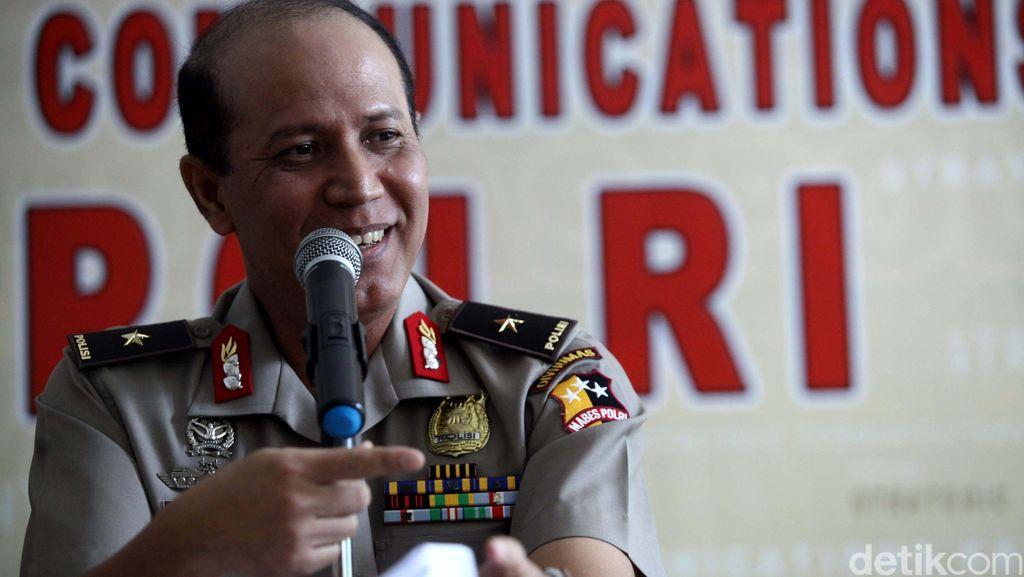 Polri: Pengalaman Irjen Ari Dono di Bidang Reserse Tidak Diragukan Lagi
