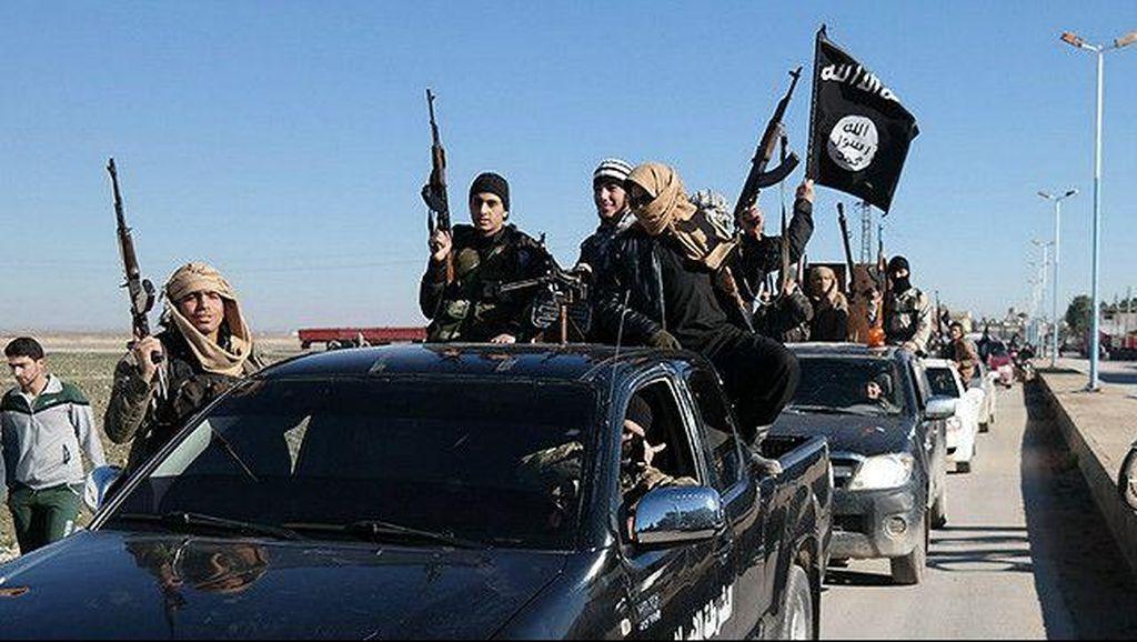 Prajurit Angkatan Laut AS Tewas dalam Serangan ISIS di Irak