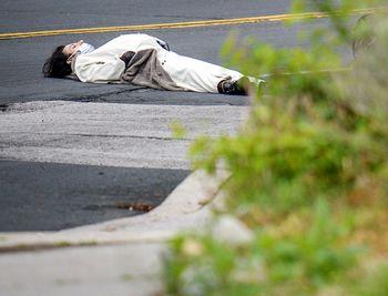 Polisi Tembak Pria yang Ancam Ledakkan Kantor Televisi AS