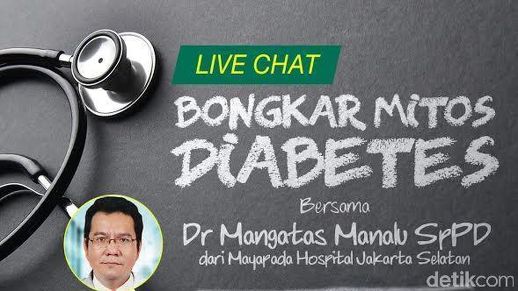 Bongkar Mitos Diabetes!