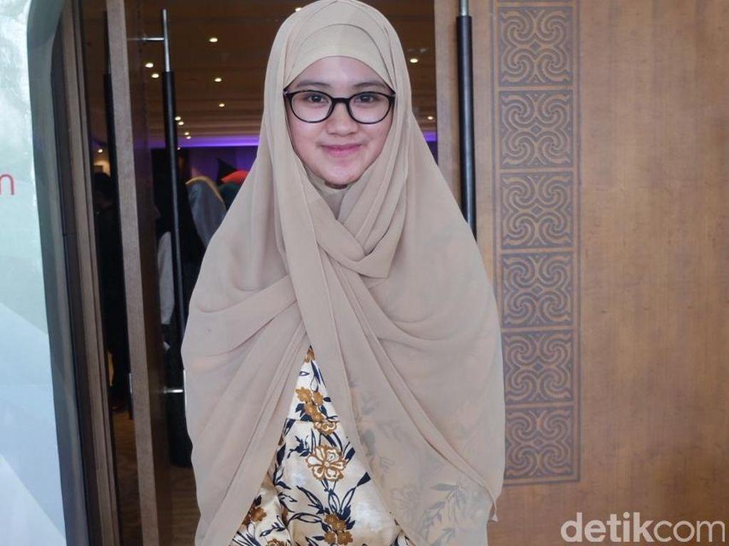 Harapan Afira Mustika, Finalis Sunsilk Hijab Hunt 2015 untuk Para Peserta
