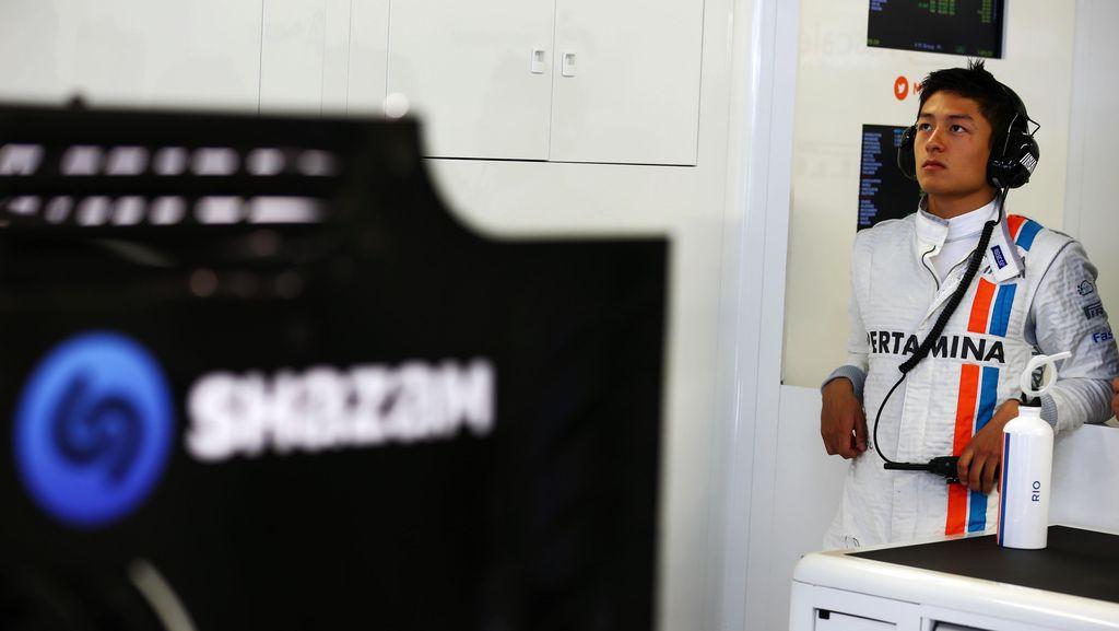 Ini Kata Rio Haryanto tentang Spekulasi Kelanjutan Kariernya di F1