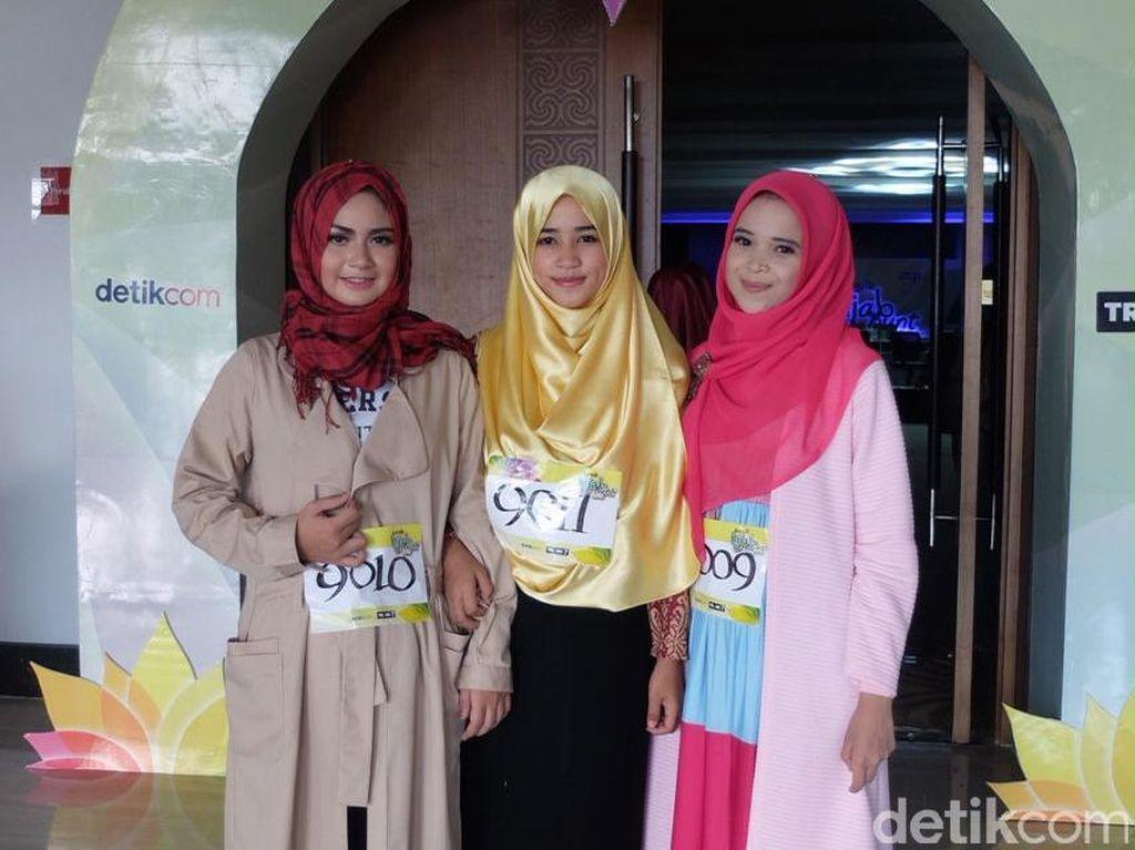 Mengintip Persiapan Para Peserta di Sunsilk Hijab Hunt Makassar Hari Ke-2