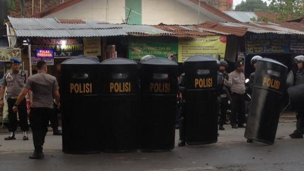 Mahasiswa UMSU Medan yang Tusuk Dosen Belum Bisa Diinterogasi karena Babak Belur