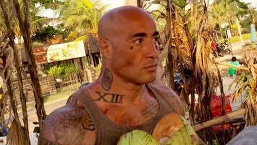 Ini Amokrane Sabet, Bule Eks Petarung MMA yang Ditembak Mati karena Bikin Onar