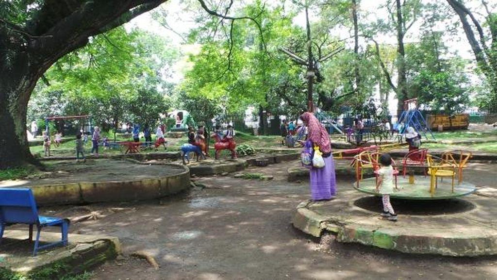 Long Weekend di Bandung, Ajak Si Kecil Main ke Taman Lalu Lintas