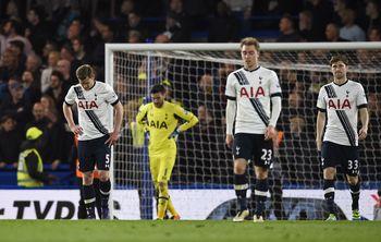 Chelsea vs Tottenham Hotspur Berakhir Imbang