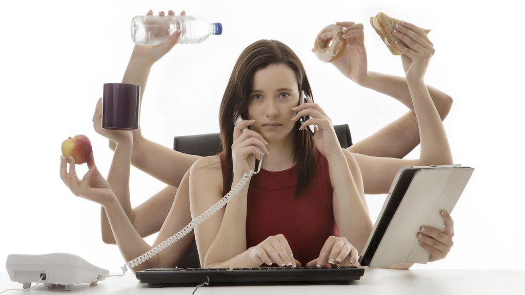 Penting! Jika Terlalu Sering Multitasking, Imbangilah dengan Rekreasi