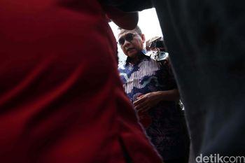 KPK Kembali Periksa M Taufik