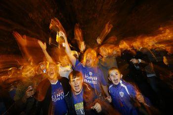 Leicester City Juara Liga Inggris