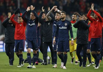 Atletico ke Final Liga Champions