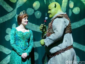 Serunya 'Shrek the Musical' Jakarta