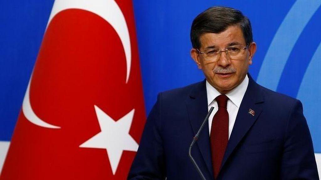 Perdana Menteri Turki Ahmet Davutoglu Mengundurkan Diri
