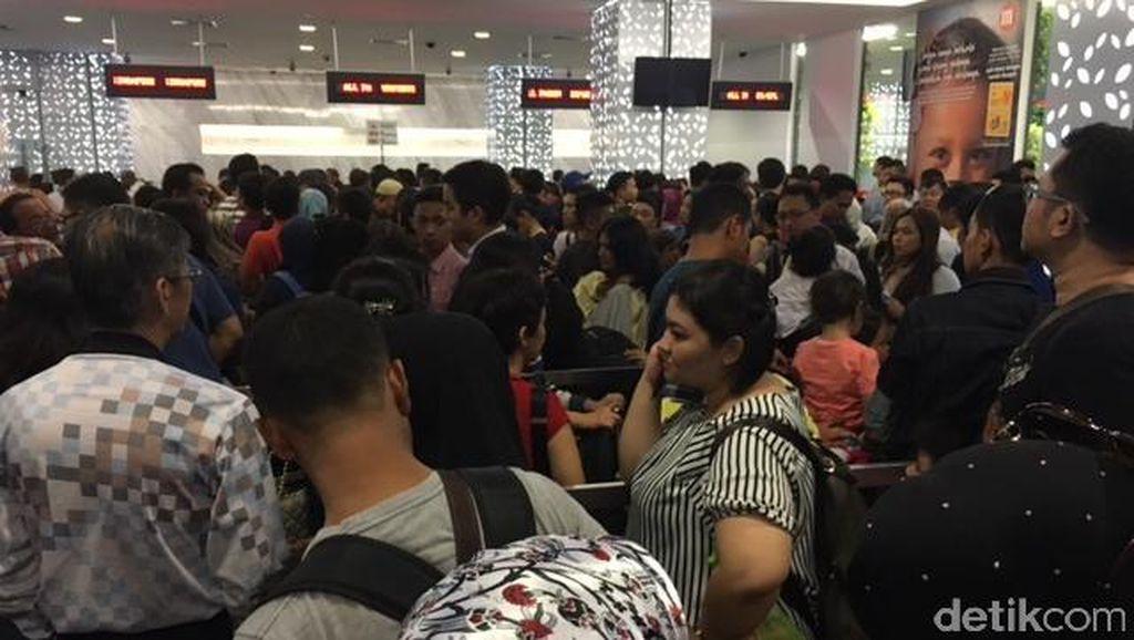 Liburan ke Singapura, Kena 'Macet' 4 Jam Juga di Imigrasi HarbourFront