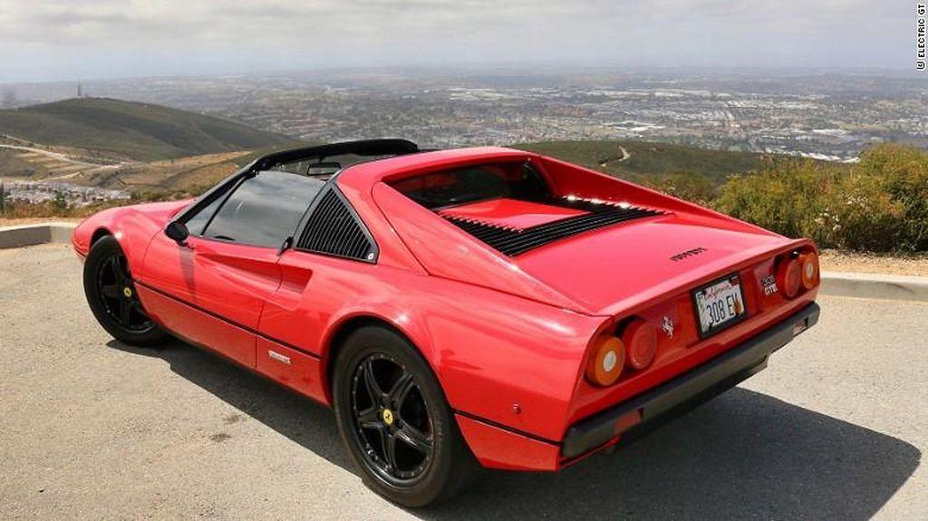 Shussssh, Mobil Ferrari Listrik Pertama, Tidak Ada Suara Menggelegar