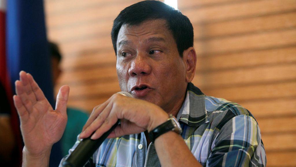 Duterte Keceplosan Sebut Uang Tebusan Sandera Norwegia Dibayar ke Abu Sayyaf