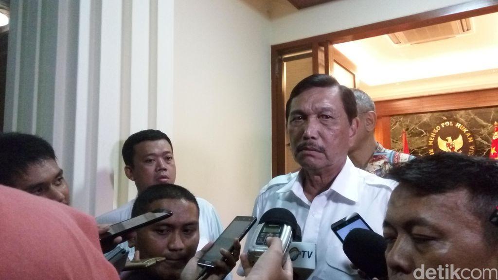 Luhut: Menhan ke Filipina Upayakan Pembebasan Sandera, Ada Progres