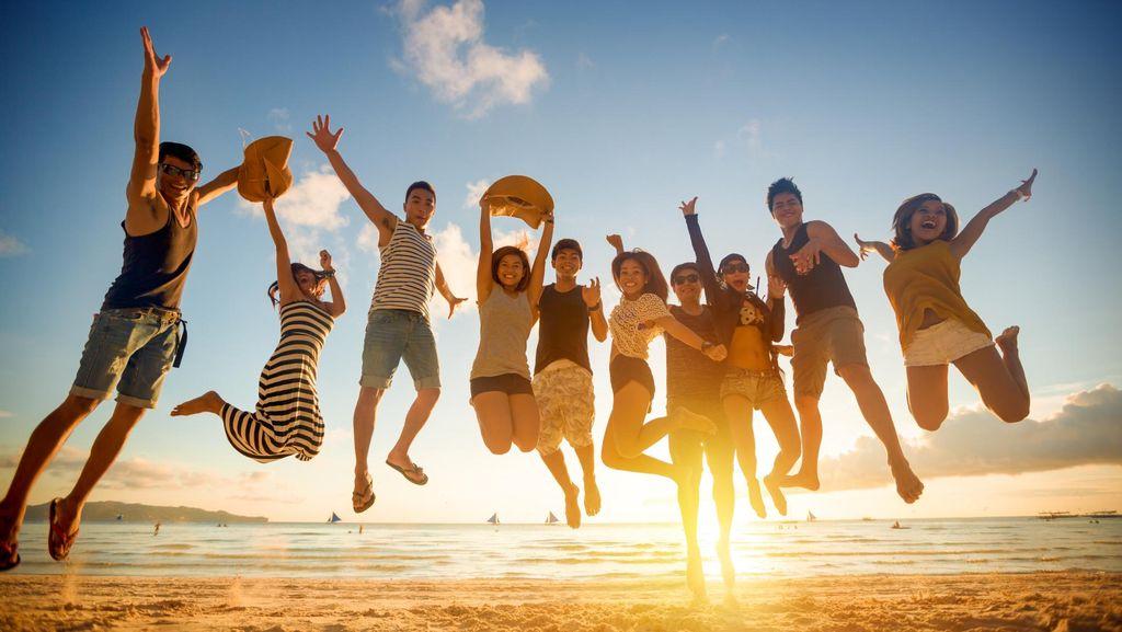 5 Cara Agar Bobot Tak Melonjak Saat Liburan