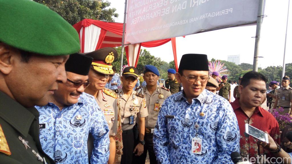 Ahok Ingin PNS DKI Kerja Pukul 07.00-14.00 WIB Selama Ramadan