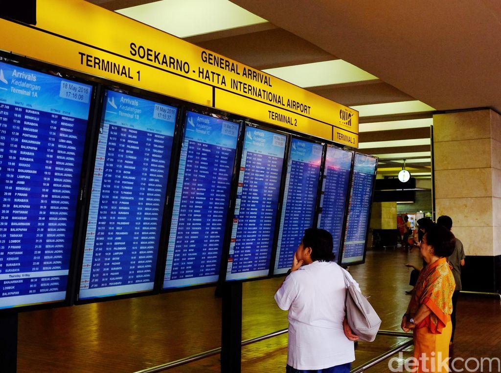Prinsip 3 Tangkal di Bandara dan Pelabuhan Cegah Masuknya Penyakit Infeksi