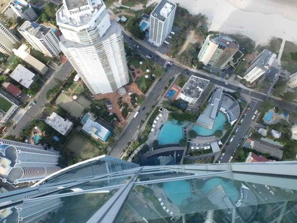 Ini Spot Terbaik untuk Melihat Gold Coast dari Ketinggian