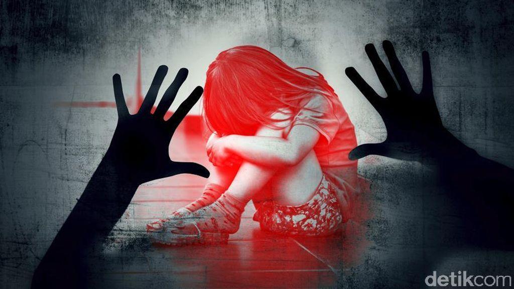 Derita Siswi SD di Semarang Diperkosa 21 Anggota 'Gang Rape'
