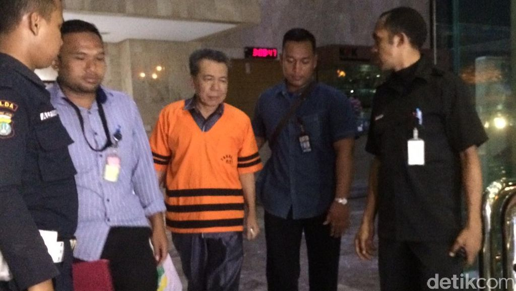 Gebrakan KPK Tangkap Para Pejabat Pengadilan, MA: Koreksi Bagi Kami