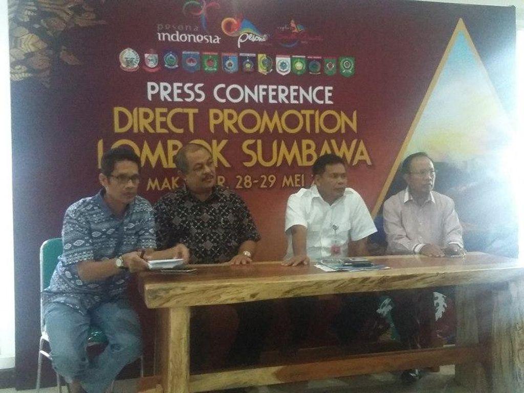 NTB Akan Promosi Wisata di Trans Studio Mall Makassar