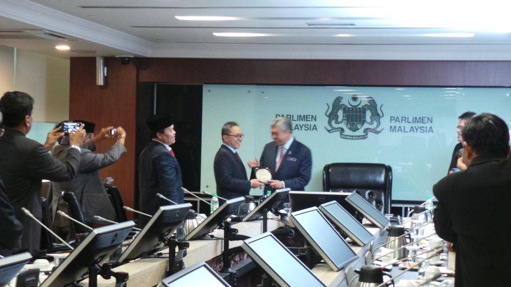 Saat Wakil PM Malaysia Berbahasa Jawa Jamu Ketua MPR RI