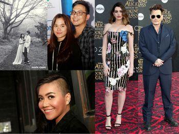 Hot Photo Highlight : David 'Noah' dan Sheryl, Hingga Anne Hathaway
