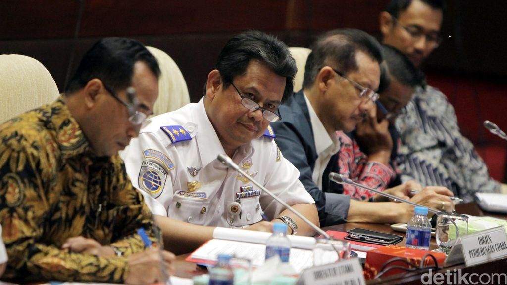 Dirjen Perhubungan Udara Sebut Belum Ada Sanksi ke Lion Air