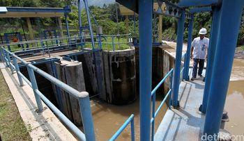 Melihat PLTMH Lobong Milik PLN di Sulut