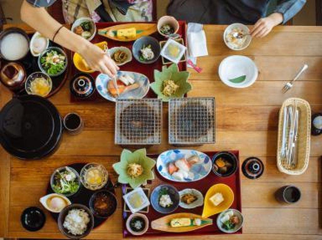 Benarkan Sarapan Orang Jepang Paling Sehat?