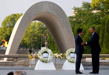 Obama Kunjungi Hiroshima