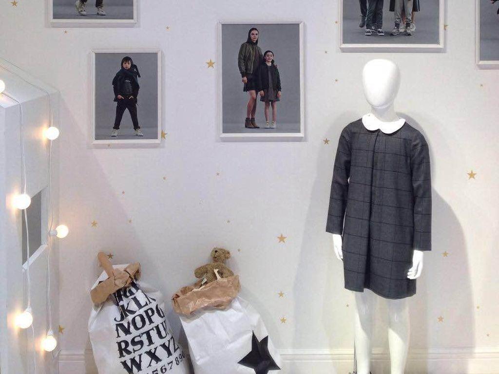 Uniqlo Rilis Baju 'Kembar' untuk Keluarga di Koleksi Fall/Winter 2016