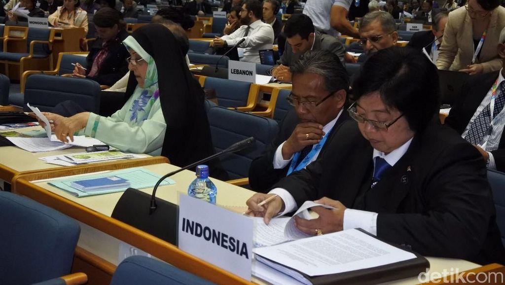Sidang Lingkungan Hidup PBB Adopsi Resolusi Terumbu Karang Usulan RI