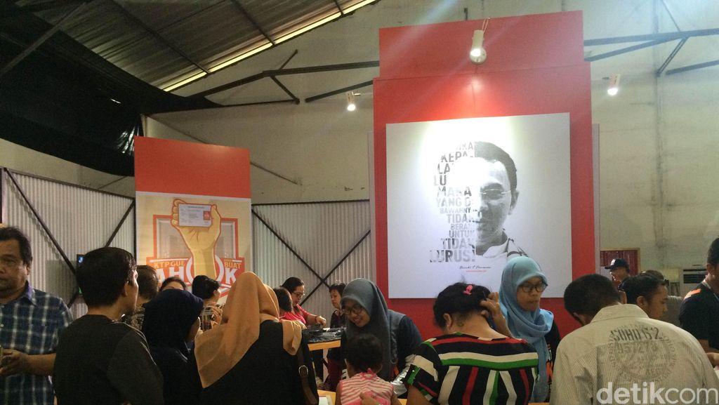 Pendukung Ahok Belum Tentu Pilih NasDem dan Hanura di Pemilu 2019