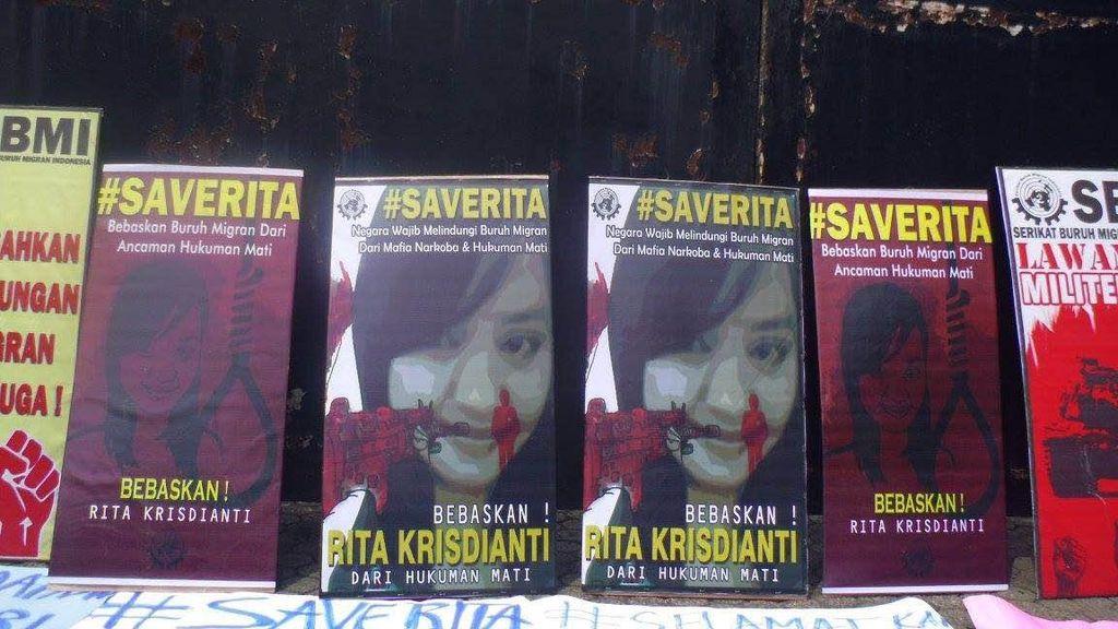 TKW Rita Krisdianti Divonis Hukuman Gantung di Malaysia