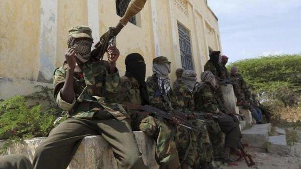 Militan al Shabaab Kembali Serang Hotel di Somalia, 5 Orang Tewas