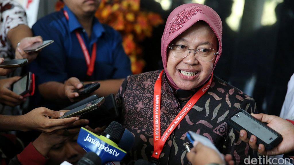 Gerilya Relawan Jokowi Dorong Risma ke Pilgub DKI