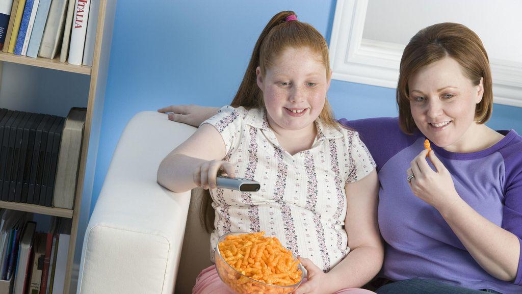 Fenomena Mager Tingkatkan Risiko Obesitas pada Remaja