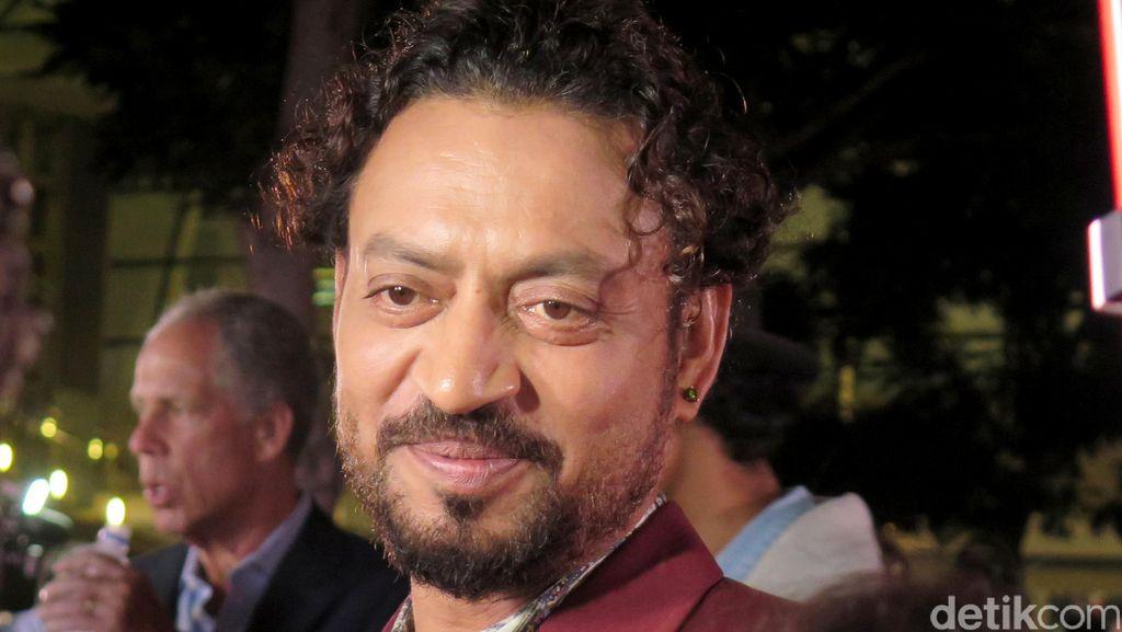 'Inferno' Bikin Tom Hanks Makin Kagum dengan Irrfan Khan