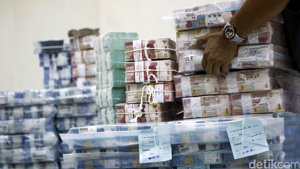 Ada 223.587 Rekening di Bank RI yang Bersaldo di Atas Rp 2 Miliar