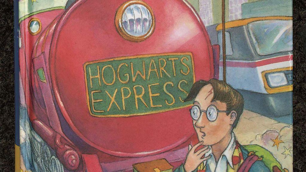 Tak Sekadar Seru, Baca Buku Harry Potter Juga Bermanfaat Bagi Kesehatan