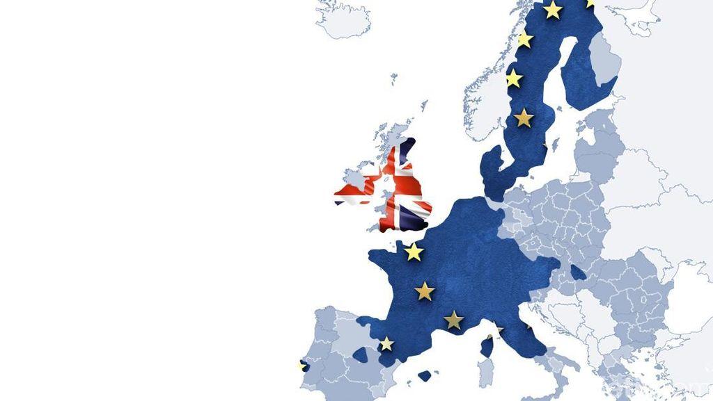 Skotlandia Pilih Tetap di Uni Eropa, Picu Spekulasi Referendum Kemerdekaan