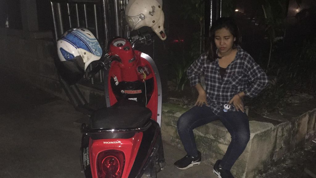 Hendak Sahur on The Road, Dua Kelompok Remaja Bentrok di Warung Buncit
