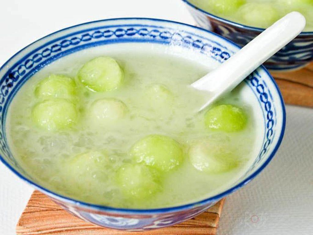 Yuk, Buat Sago Melon yang Segar untuk Buka Puasa!